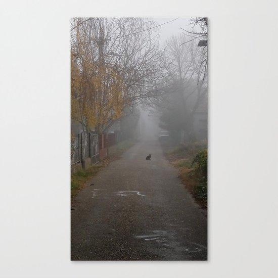 Catmosphere Canvas Print