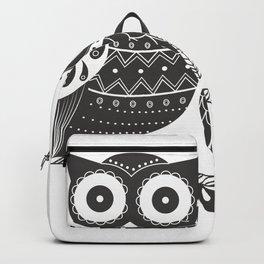 Boho Owl Backpack