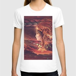 Shadow of a Thousand Lives - Visionary - Manafold Art T-shirt