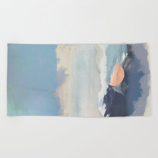 Mountain Dream Beach Towel