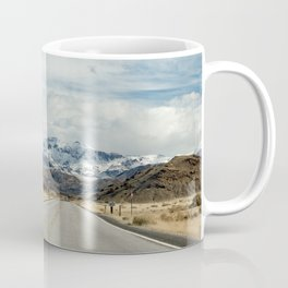 Approaching a Certain Elevation Coffee Mug