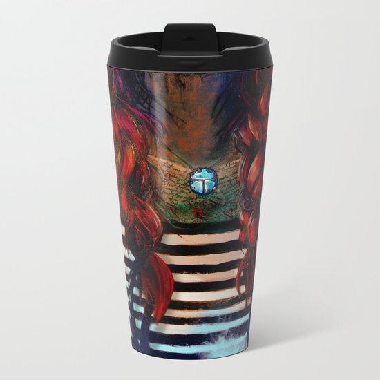 NEIRED (TWO) Metal Travel Mug