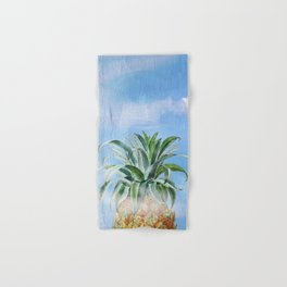 Pineapple Heaven Hand & Bath Towel