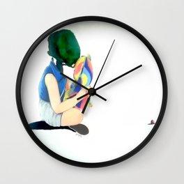 My Teddy  Wall Clock