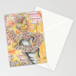 In the Jade Emperor's Furnace Stationery Cards