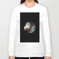 psychology Long Sleeve T-shirts featuring Psychology Of Stylistic Change by mofart photomontages