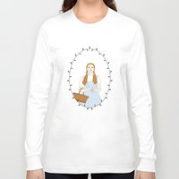 dorothy Long Sleeve T-shirts featuring Dorothy Gale by Whiteland