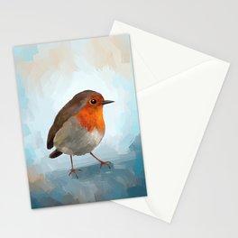 Robin Stationery Cards