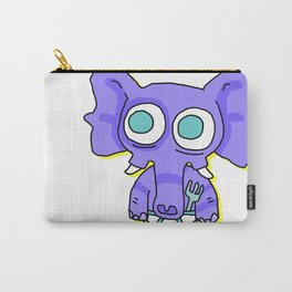 Trouble Kid Carry-All Pouch