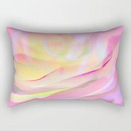 Essence of Rose VI Rectangular Pillow