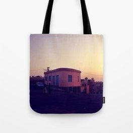 Asmara Sunset Tote Bag