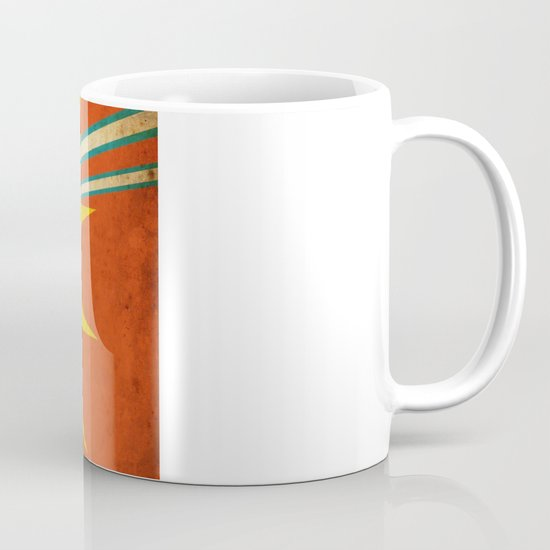 Ronald Raygun Mug