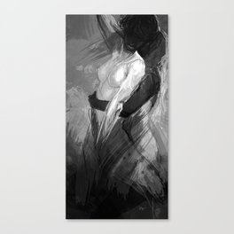 Lovers no.3 Canvas Print