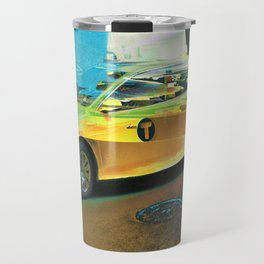 New York Taxi Travel Mug