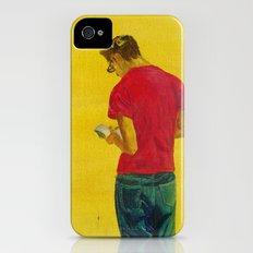 Kotel Davening iPhone (4, 4s) Slim Case