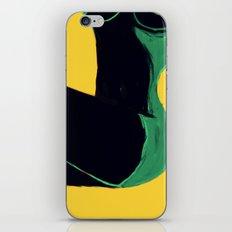 Swimmer #3 iPhone & iPod Skin