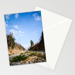 To the lake. Stationery Cards