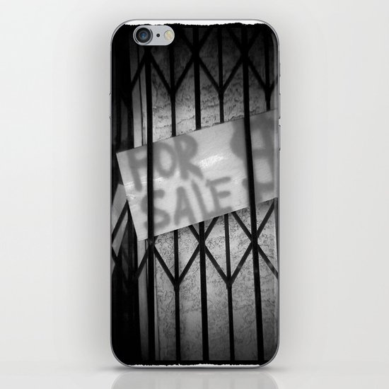 For Sale iPhone & iPod Skin