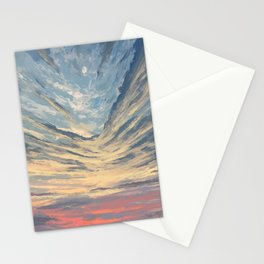 Soft Sky - Cloud Series Stationery Cards