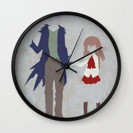 Garry & Ib Wall Clock