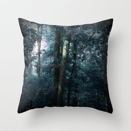Cultivated Introspection Throw Pillow