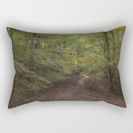 Autumn on Bradley Hill Rectangular Pillow