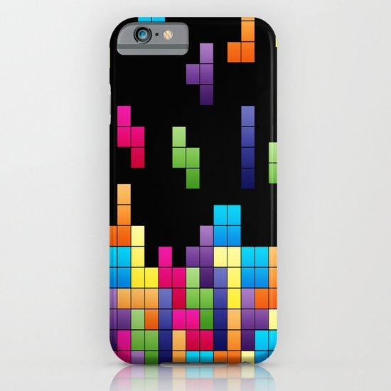 Tetris Troubles. iPhone & iPod Case
