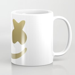 Marshmello Golden Coffee Mug