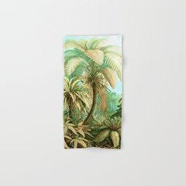 Vintage Tropical #society6 #buyart #painting Hand & Bath Towel