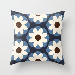 Born in a Field Throw Pillow