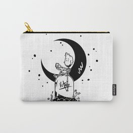 Night at Skull Carry-All Pouch