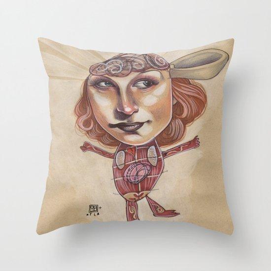 THE GOOD IDEA Throw Pillow