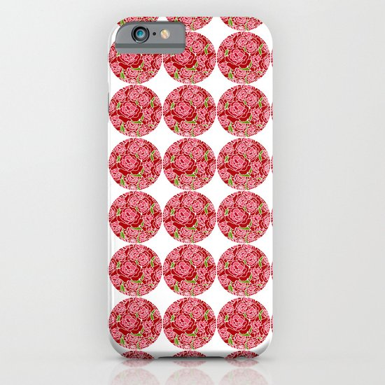 Roses are Red iPhone & iPod Case
