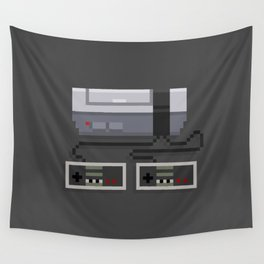 NES 8-Bit Console Wall Tapestry