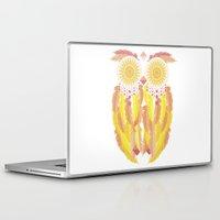 coachella Laptop & iPad Skins featuring Coachella by Dulce Velasco