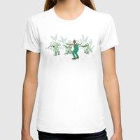 yoshi T-shirts featuring Yoshi Training by Taylor Rose