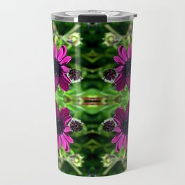 Dew Drop Cape Daisy Travel Mug