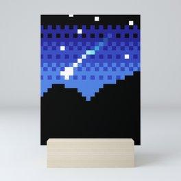 Shooting Star Mini Art Print