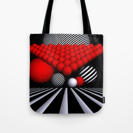 opart iterations Tote Bag