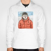 fargo Hoodies featuring Lester Nygaard… He'd hate for your pretty face to freeze…  by suPmön