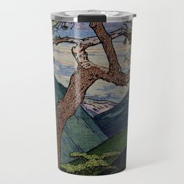 The Downwards Climbing Travel Mug