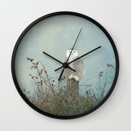 You Are Too Beautiful Wall Clock