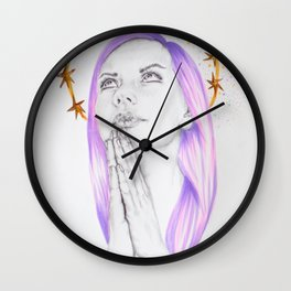 Memoirs of an Imperfect Angel Wall Clock