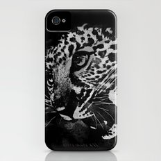 Leopard Slim Case iPhone (4, 4s)