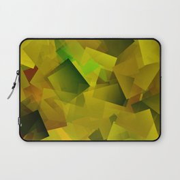 Yellow-blossomed field ... Laptop Sleeve