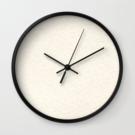 excursion Wall Clock