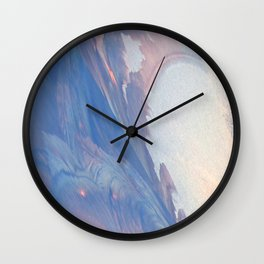 New Ice Light One Wall Clock