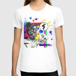 Corporate me T-shirt