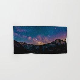 Mountain Stars Hand & Bath Towel