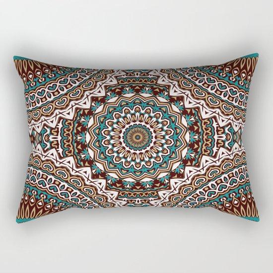 Mandala 88 Rectangular Pillow